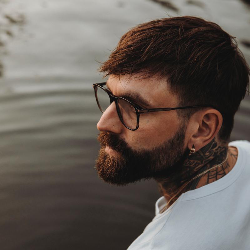 Einstoffen - Glasses - Man - Van der Geest Optiek