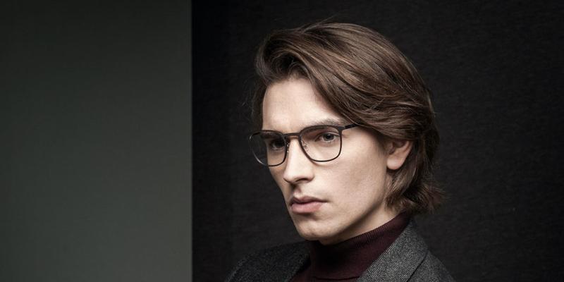 Morel - oga - glasses - model - man - van der geest optician