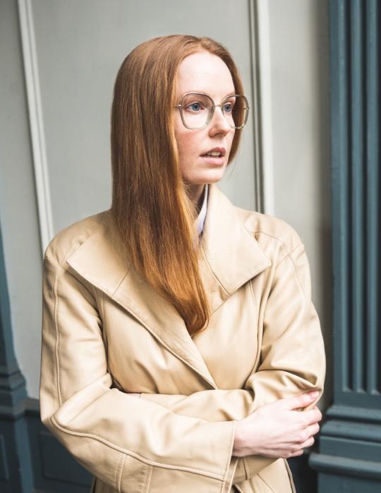 Monkeyglasses - Groen - vrouw- Van der Geest Optiek